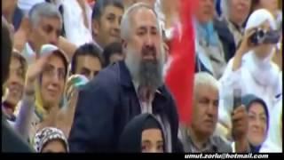 Recep Tayyip Erdoğan Şiir okudu herkes agladı