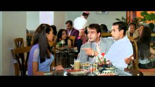Salman Khan - Karishma Kapoor - Chal Mere Bhai Comedy Videos - Sapna And Prems Date Disaster