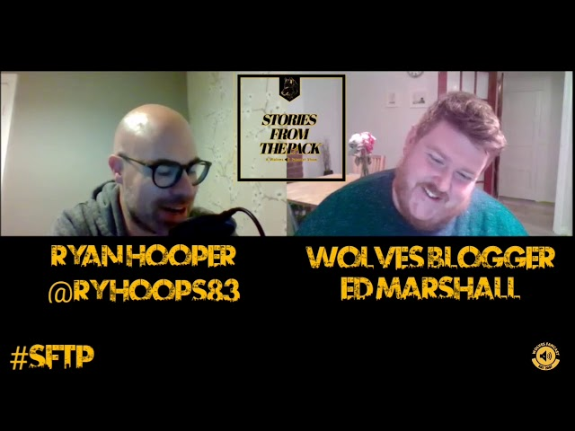 Wolves Stories from the Pack S2 E06 Wolves Blogger - Ed Marshall