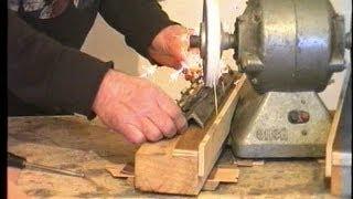 Заточка ножей для деревообрабатывающего станка(Заточка ножей для деревообрабатывающего станка, новинка, обучающее видео,, 2014-02-19T14:11:46.000Z)