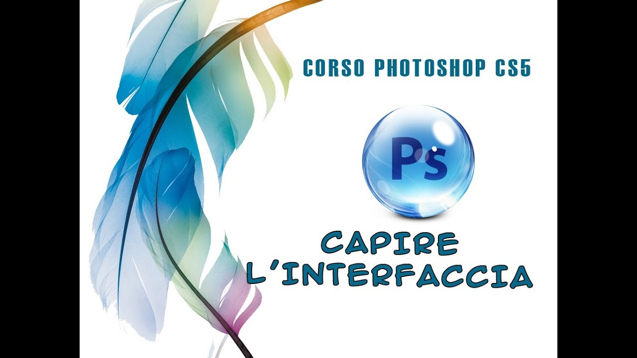 corso completo photoshop cs5 2011 ita