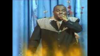 bishop pius muiru ministering about fire