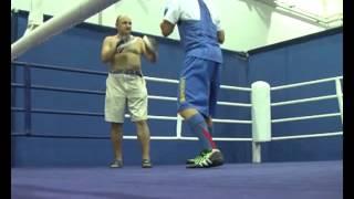Олимпийская cборная Украины по боксу Пекин 2008