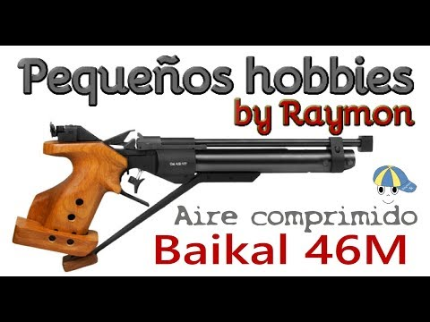 Baikal MP-46M Metal Silhouette Shooting by The Heavy Metal