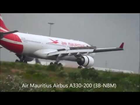 Plane Spotting at Bangalore International Airport