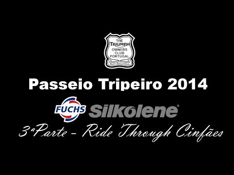 Cinfães Ride Through - Passeio Tripeiro Fuchs/Silkolene 2014