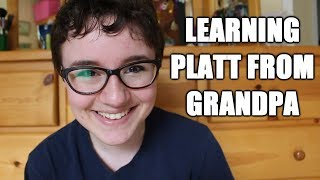 Learning Plattdietsch (Low German) from my Grandpa - Psalms 32:1-5