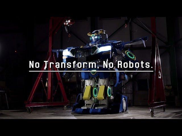 D'être Vrai Transformers Hallucinant Vient Totalement RobotUn 6mYgyvIb7f