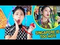 "Download lagu ITZY thinks SINGAPORE IS TOO HOT?  -【ITZY ""Icy"" Parody】