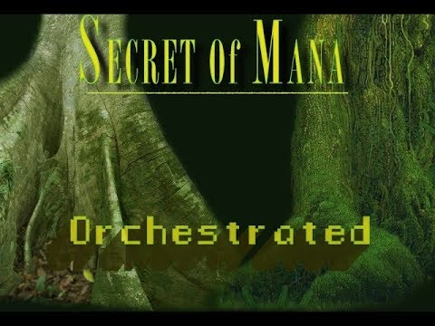 Secret of Mana Orchestrated - Dark Star