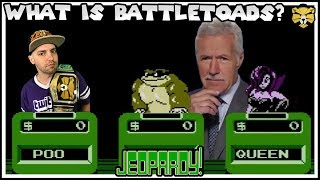 Jeopardy: Battletoads Edition! What IS This Game?