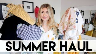 Summer Haul | Clothing & Shoes