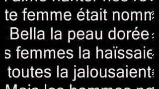 Repeat youtube video Maitre Gims   Bella Paroles]