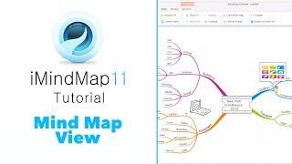 Tutorial: Mind Map View - iMindMap 11