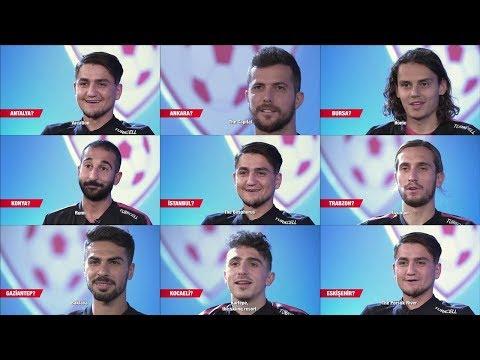 Milli Futbolculardan Tek Kelime EURO 2024 Aday Kentler | Türkiye Share Together