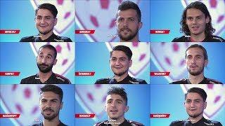 Milli Futbolculardan Tek Kelime EURO 2024 Aday Kentler   Türkiye Share Together mp3 indir