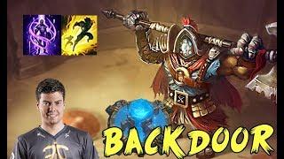 3# Moments of Legends - Mecanic Jax Backdoor