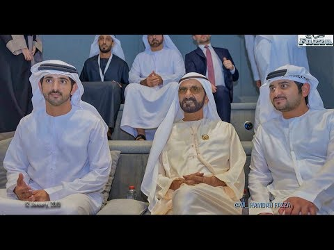 Mohammed bin Rashid, Sheikh Hamdan inspects work progress on Dubai Future Foundation projects