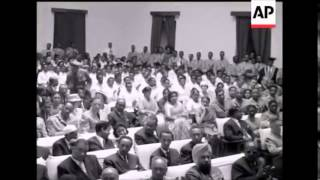 Historical Video of Ethiopian Air force – Early beginning (1940s -1960s)