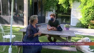 Yvelines | Les maisons d'hôte dans le flou pour l'activité voyages d'affaires