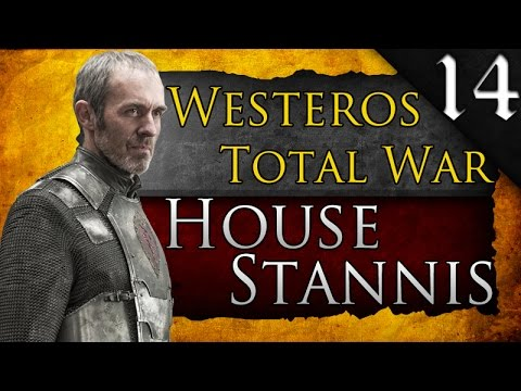 WESTEROS TOTAL WAR: HOUSE STANNIS CAMPAIGN EP. 14 - BATTLE OF CASTERLY ROCK!