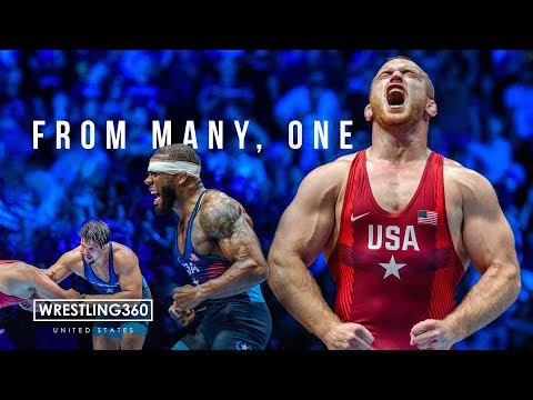 "WRESTLING 360: ""From Many One"" -- United States Men&39;s Freestyle"