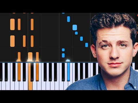 """Charlie Puth - """"The Way I Am"""" Piano Tutorial - Chords - How To Play - Cover"""