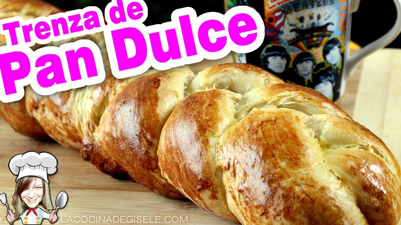 como hacer pan dulce con harina integral