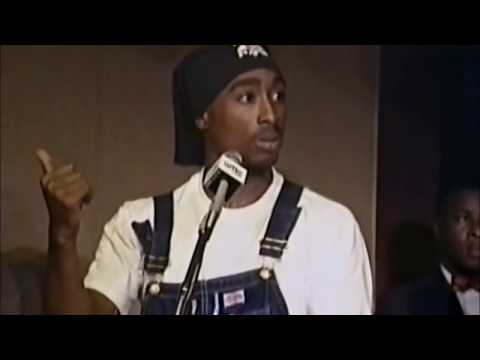 Thug Life Tupac Shakur Speech HQ