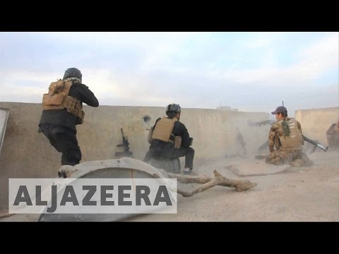 Battle for Mosul: Iraqi forces meet fierce ISIL resistance