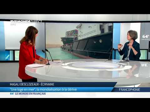 Le 64' - L'actualité du vendredi 9 avril 2021 dans le monde - TV5MONDE