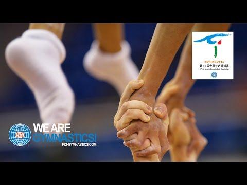 FULL REPLAY - Acrobatic Worlds, Putian City (CHN) - Women's Pairs + Men's Pairs Finals