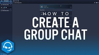 How To Create A Group Chat On TeamSpeak
