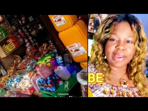 My Vlog Experience in Nigeria Market.