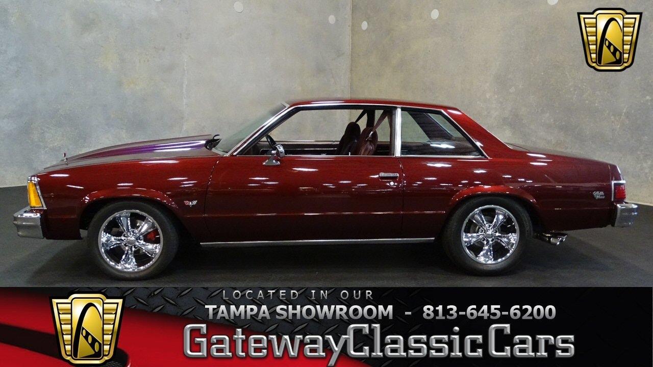 Chevrolet Malibu Classic Zz  Cid V