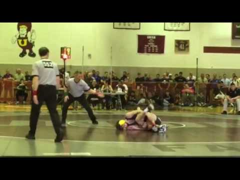 Roselle Park's Mark Montgomery hangs on for win at 113