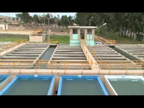 Sistema de tratamiento de agua potable youtube - Tratamiento del agua ...