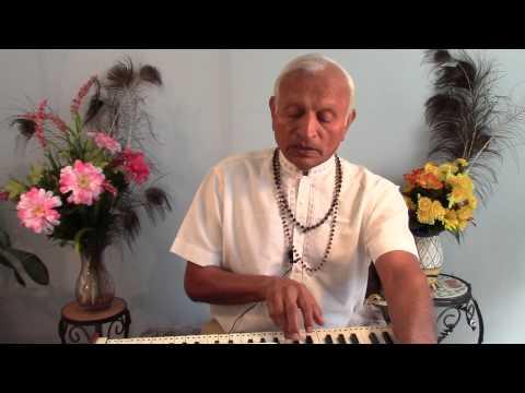 Bhajan. Trilok pati data sukhdham  -On 8-28-15