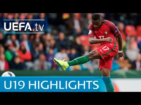 Under 19 Highlights: Germany 3-4 Portugal