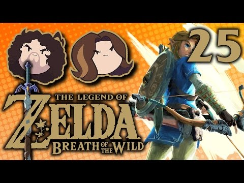 Breath of the Wild: A Wizard Named Lazer - PART 25 - Game Grumps