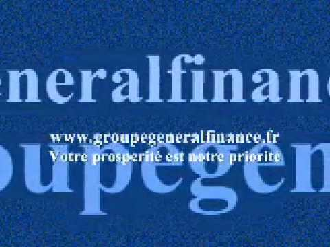 groupe general finance