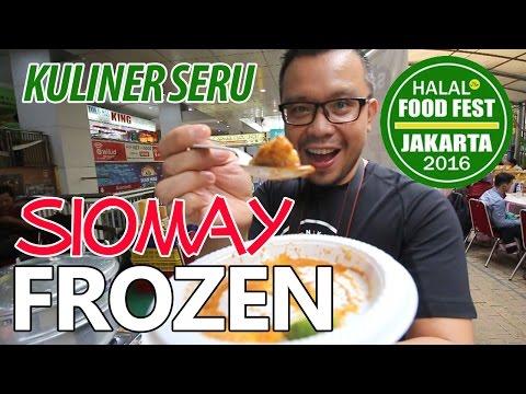Beragam Kuliner Indonesia di Jakarta Halal Food Fest 2016 | #jhff2016