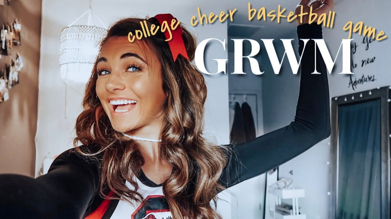 Grwm College Cheer Basketball Game Youtube Truro and penwith college is rated ofsted outstanding and widely respected as one of the best colleges in the country. grwm college cheer basketball game