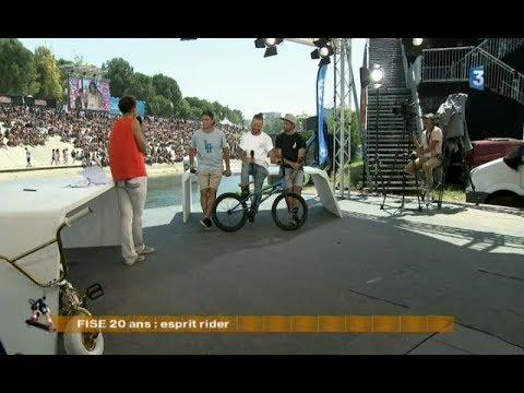 Les 20 ans du FISE à Montpellier avec France 3 Languedoc-Roussillon