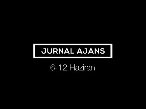 Jurnal Ajans (6-12 Haziran) Haftalık Kültür ve Sanat Haberleri