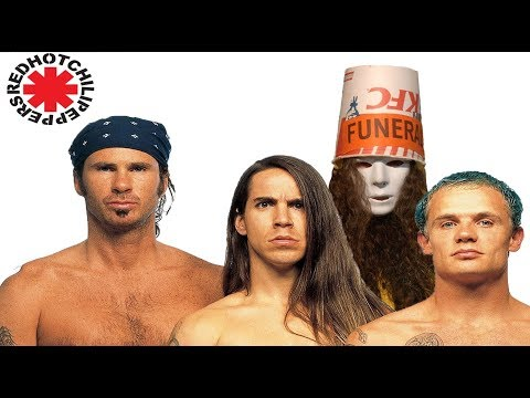 The Story of Buckethead & The Red Hot Chili Peppers Audition