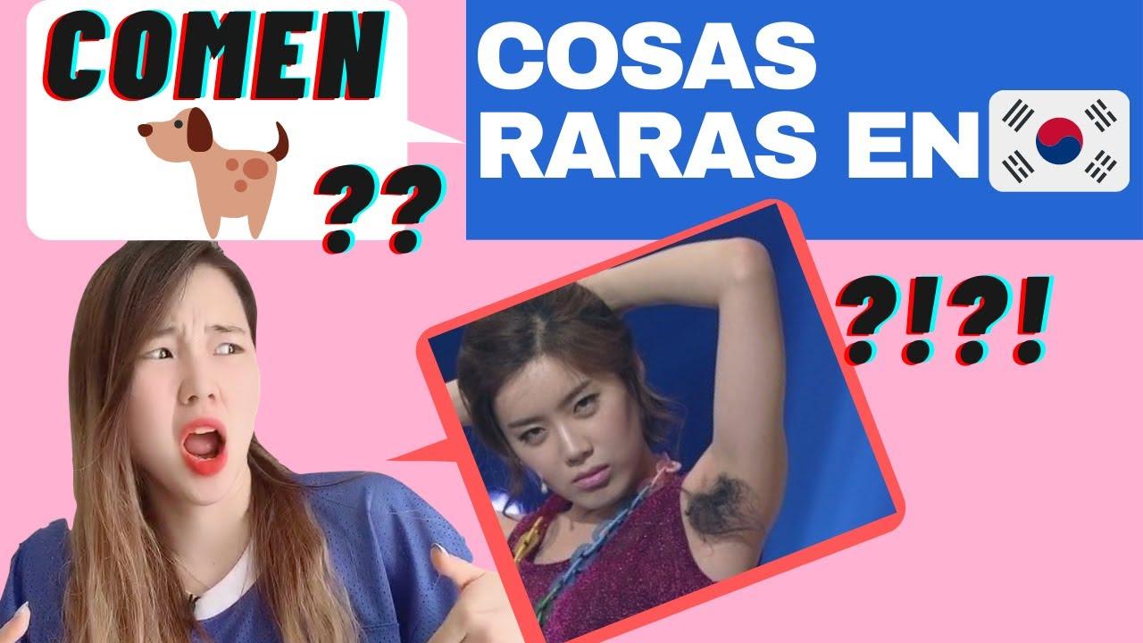 COSAS RARAS DE COREA DEL SUR QUE NUNCA ENTENDERAN!!