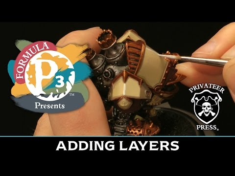Formula P3 Presents: Adding Layers