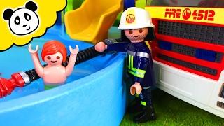 ⭕ Bob der Bademeister - Letzte Rettung Feuerwehr - Pandido TV