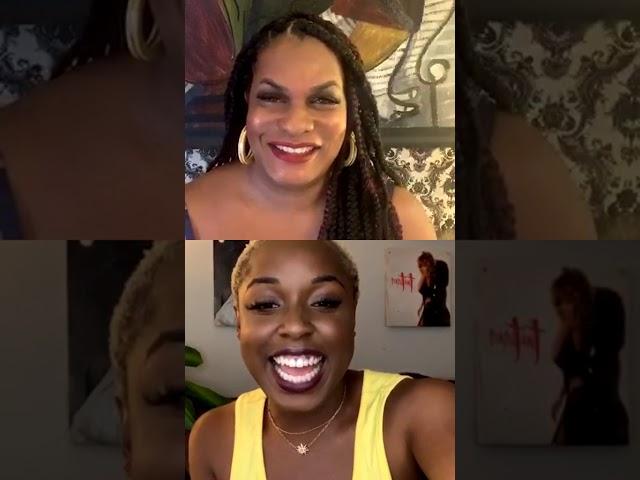 TransLash Sunday Salon: Toni-Michelle Williams Part 1 of 2